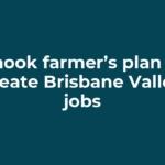 Chook farmer's plan to create Brisbane Valley jobs